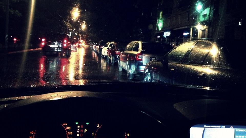 зовут настя, фото ночной дождливой москвы за рулем приставов пообещало