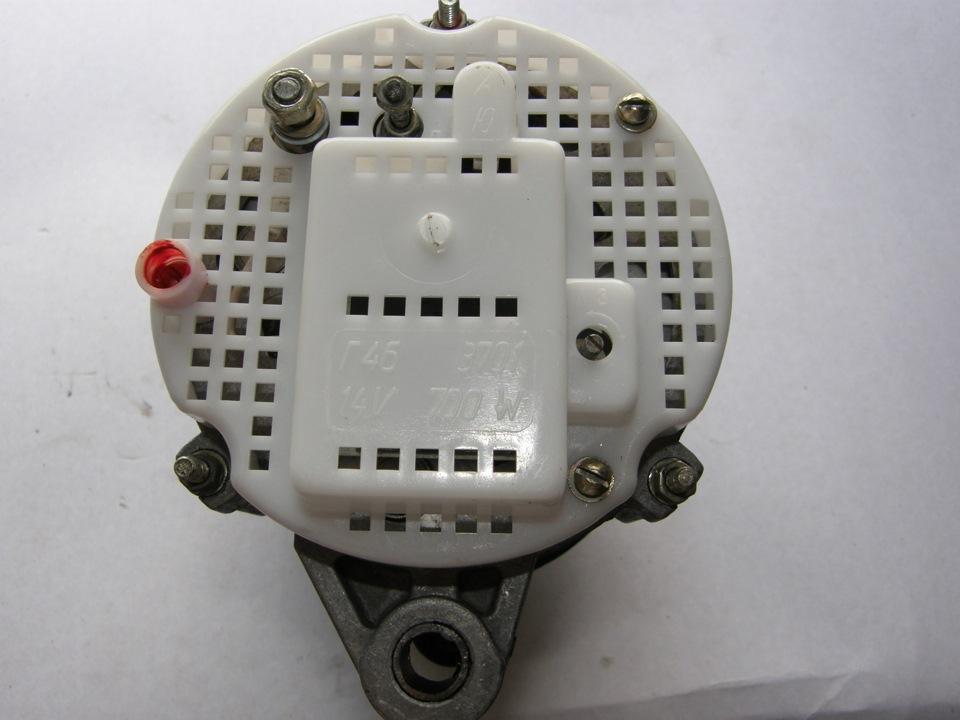 Ремонт генератора на мтз