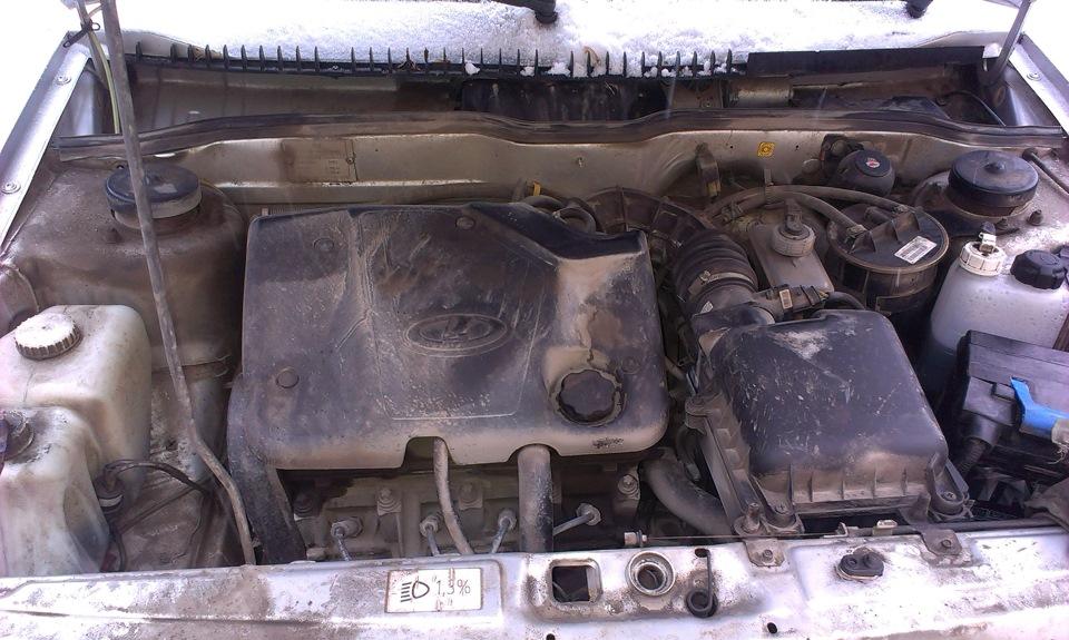 Фото №14 - причины вибрации двигателя ВАЗ 2110 на холостом ходу