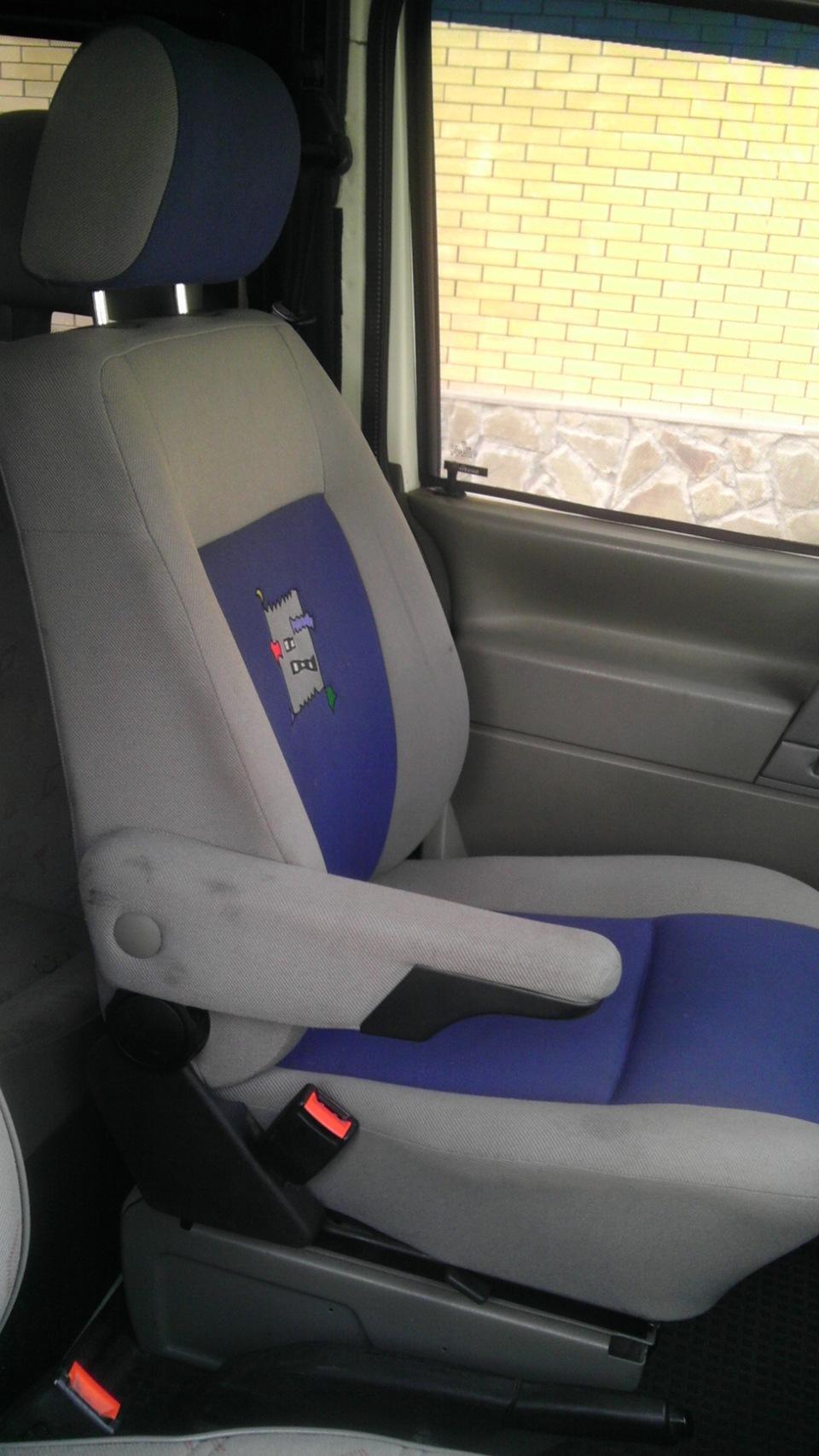 сиденье для vw t4