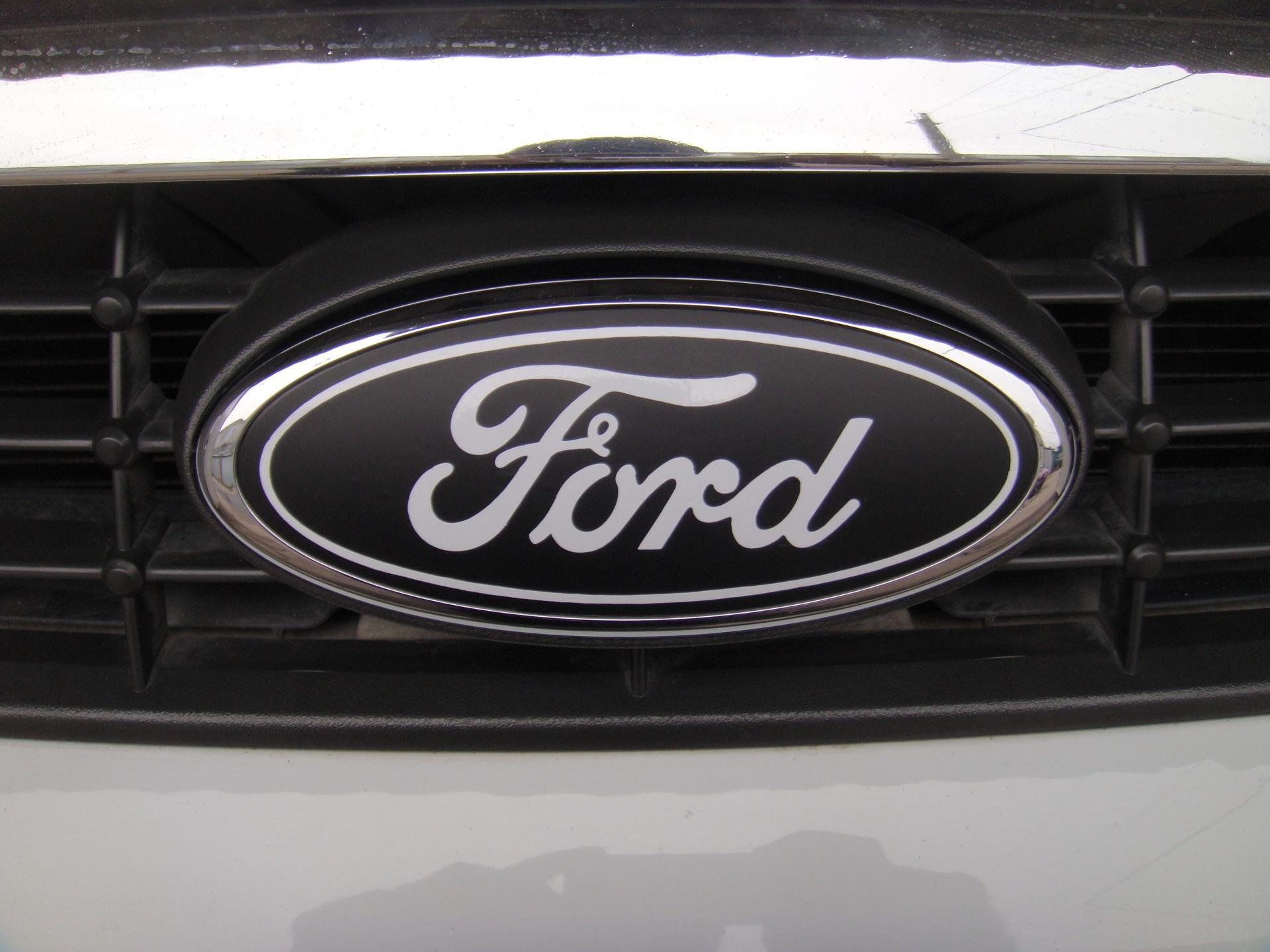 Эмблема форд с макс 1 фотография