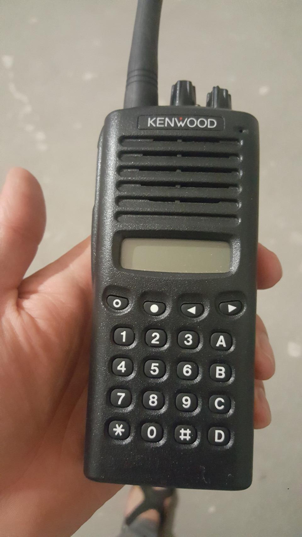 Kenwood TK-270G-1 VHF FM TRANSCEIVER RADIO