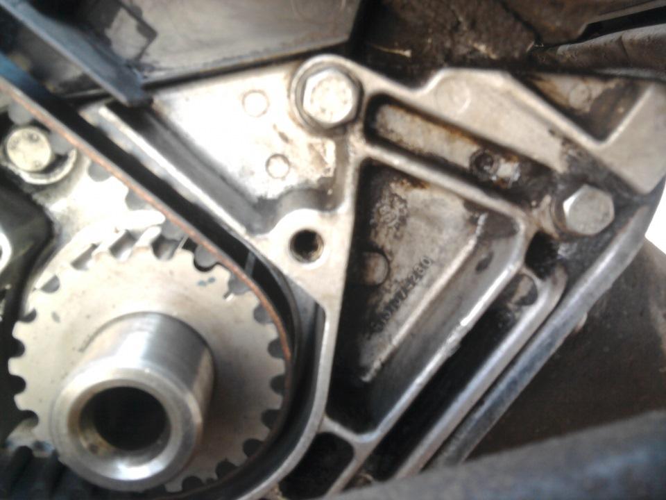 когда менять ремень двигателя peugeot