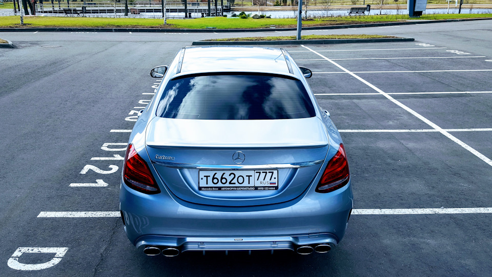 Mercedes-Benz C-class Diamond | DRIVE2