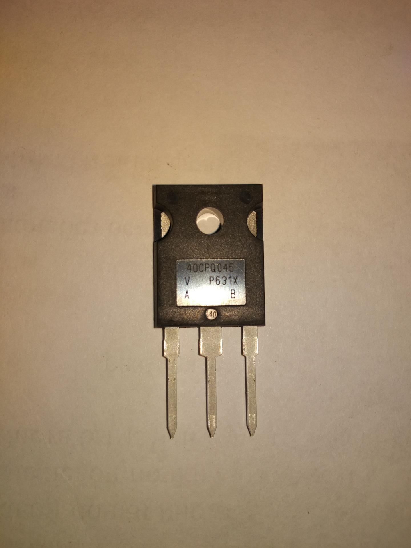 транзисторы в блоке управления вентилятором мерседес ml