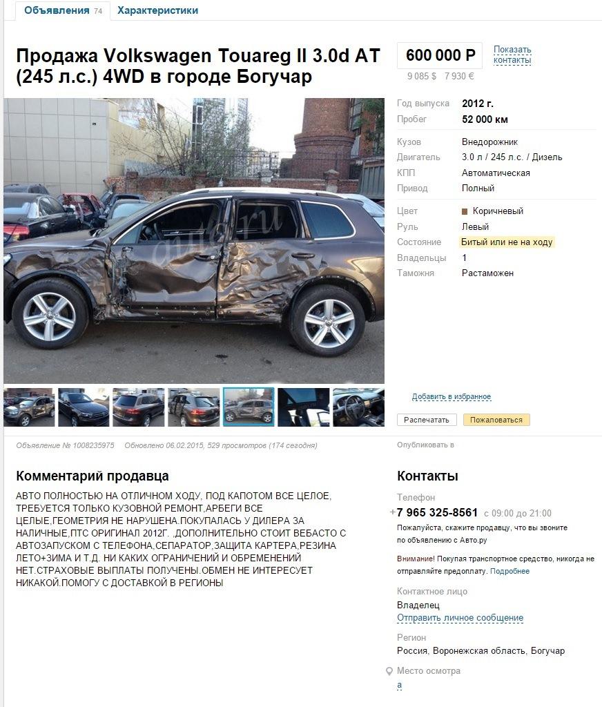 Куда дать объявление о продаже машины продажа готвого бизнеса в тверской обл
