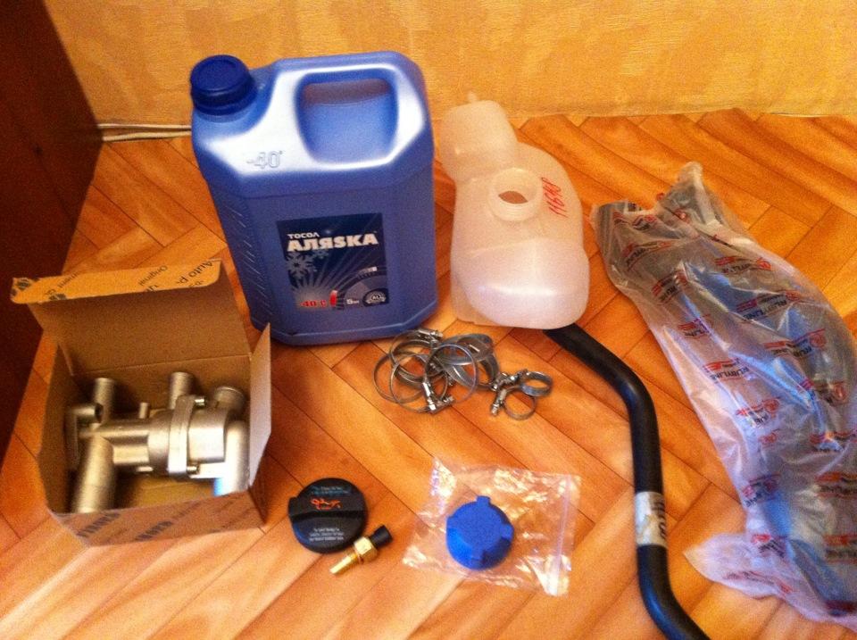 a27ed28s 960 - Термостат ваз 2110 16 клапанная