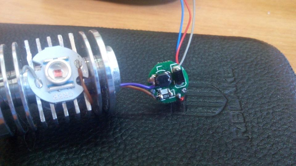 Светодиодный драйвер для автомобиля