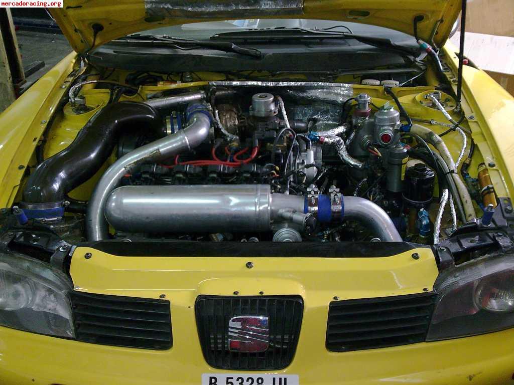 Seat cordoba wrc 2 drive2 for Seat cordoba interior