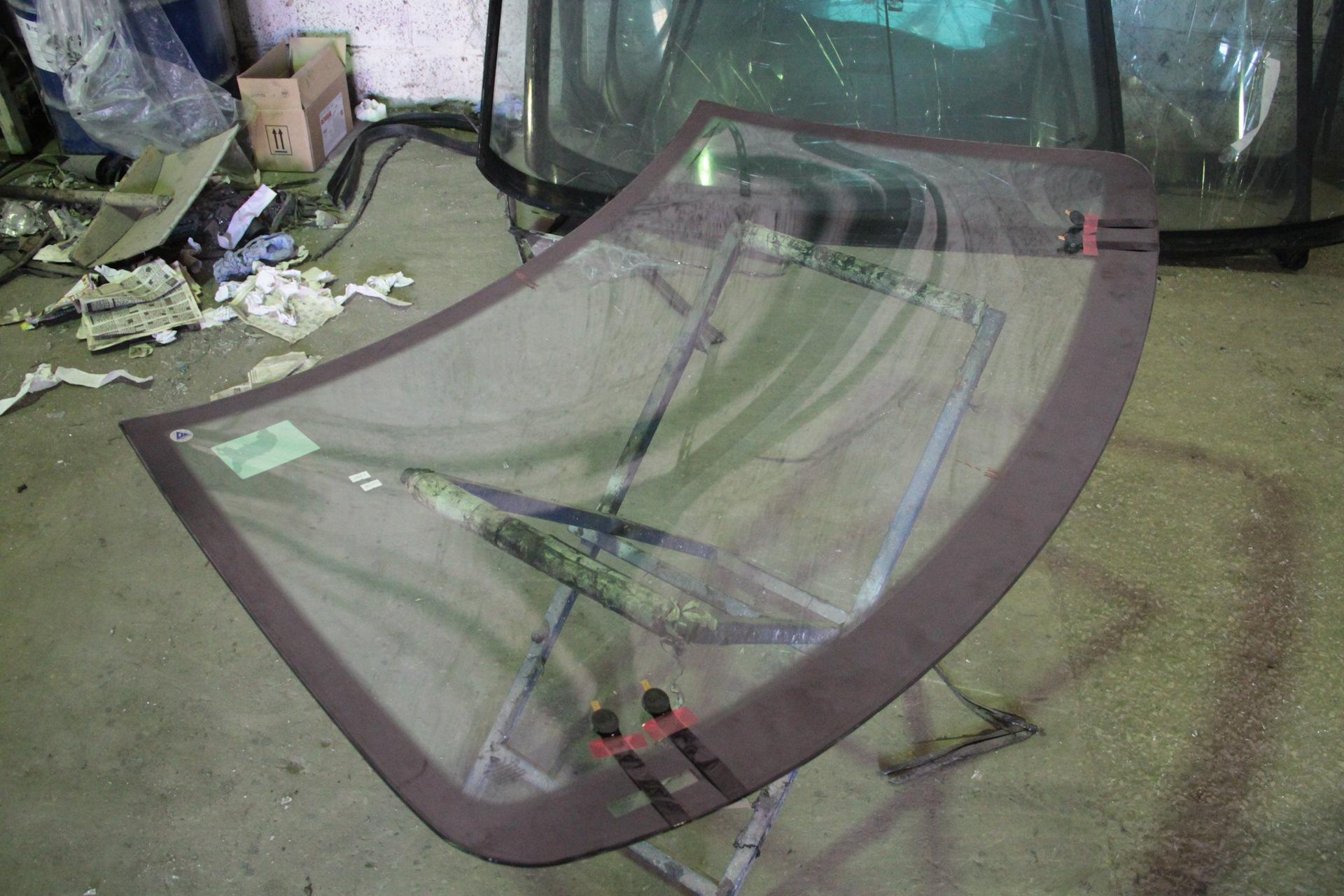 Как сделать лобовое стекло с подогревом 109