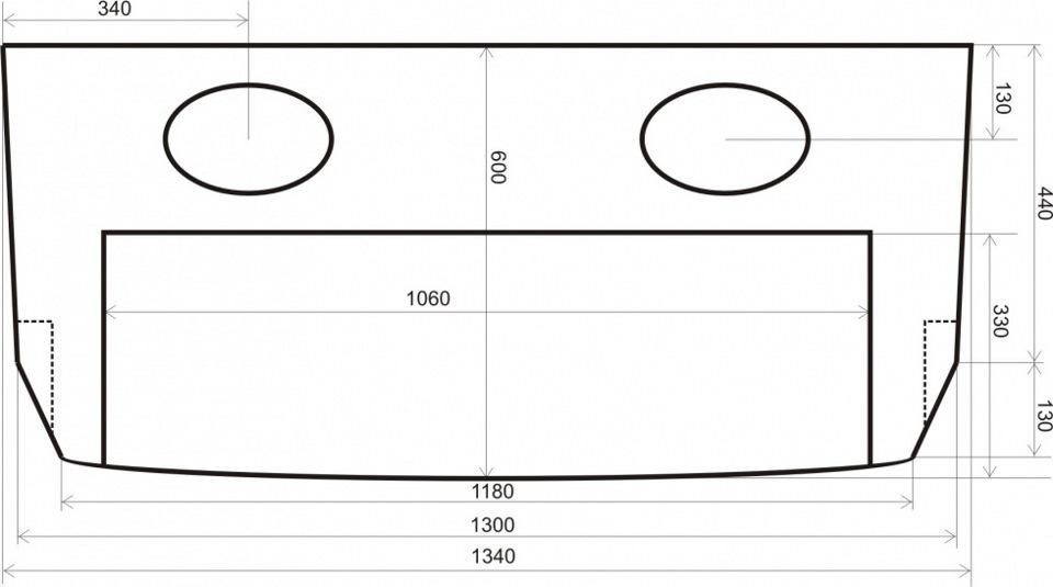 Как сделать на ваз 2108 акустическую полку своими руками