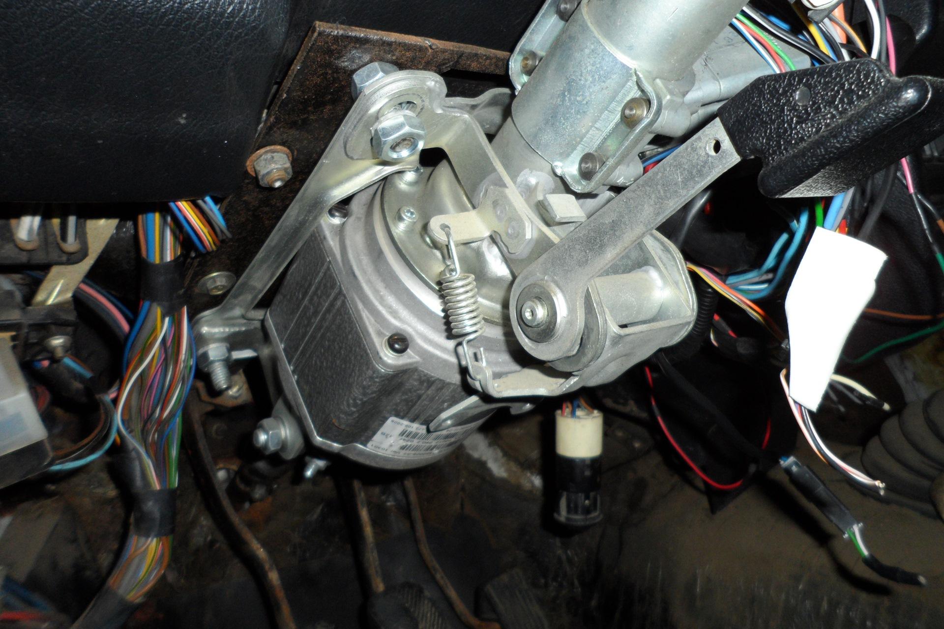 Электроусилитель для квадроцикла своими руками фото 754