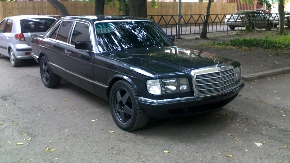 Mercedes benz se class w126 drive2 for Mercedes benz 1986 e300
