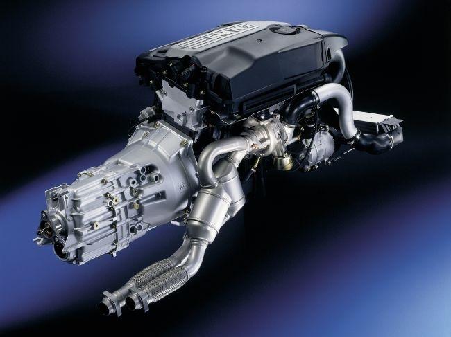двигатель bmw м57 2.5 турбодизель