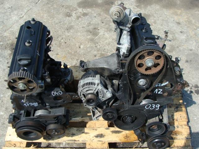 натяжник ремня генератора 1z volkswagen
