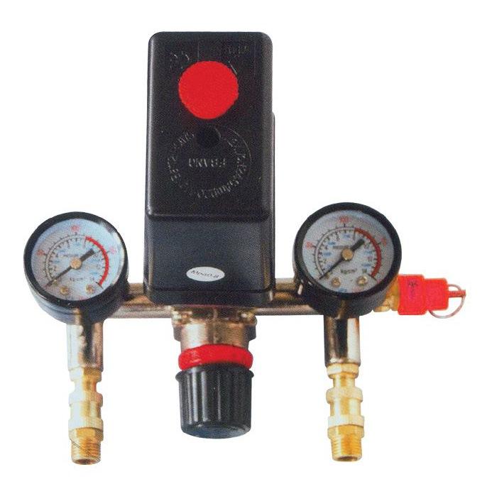 Регулятор давления воздуха для компрессора с манометром своими руками 34