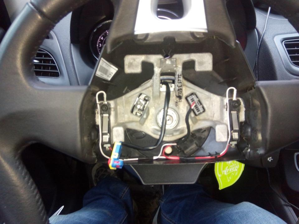 Установка круиз контроля на рено флюенс своими руками 19