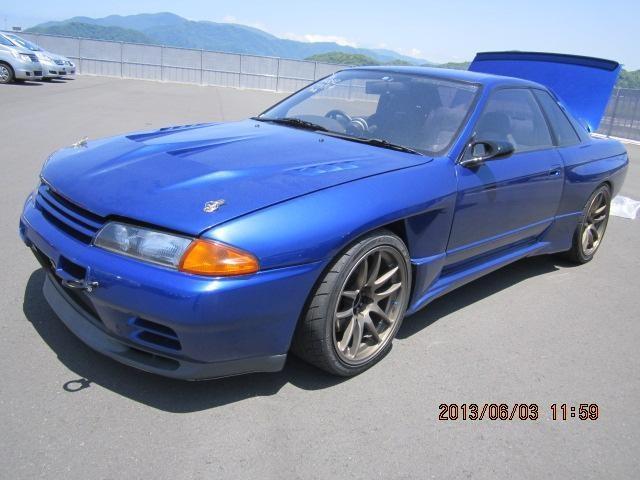 Nissan skyline fr32 - bnr32