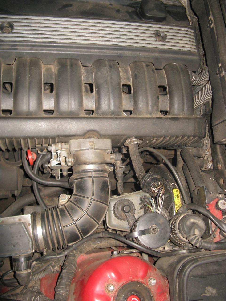 фото схема инжектора двигателя м20в25 бмв