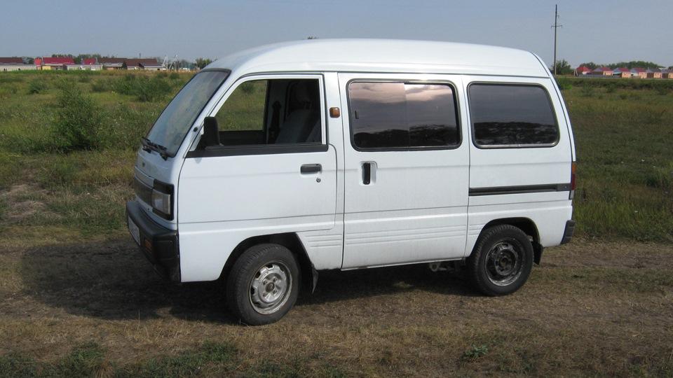Daewoo Damas   DRIVE2