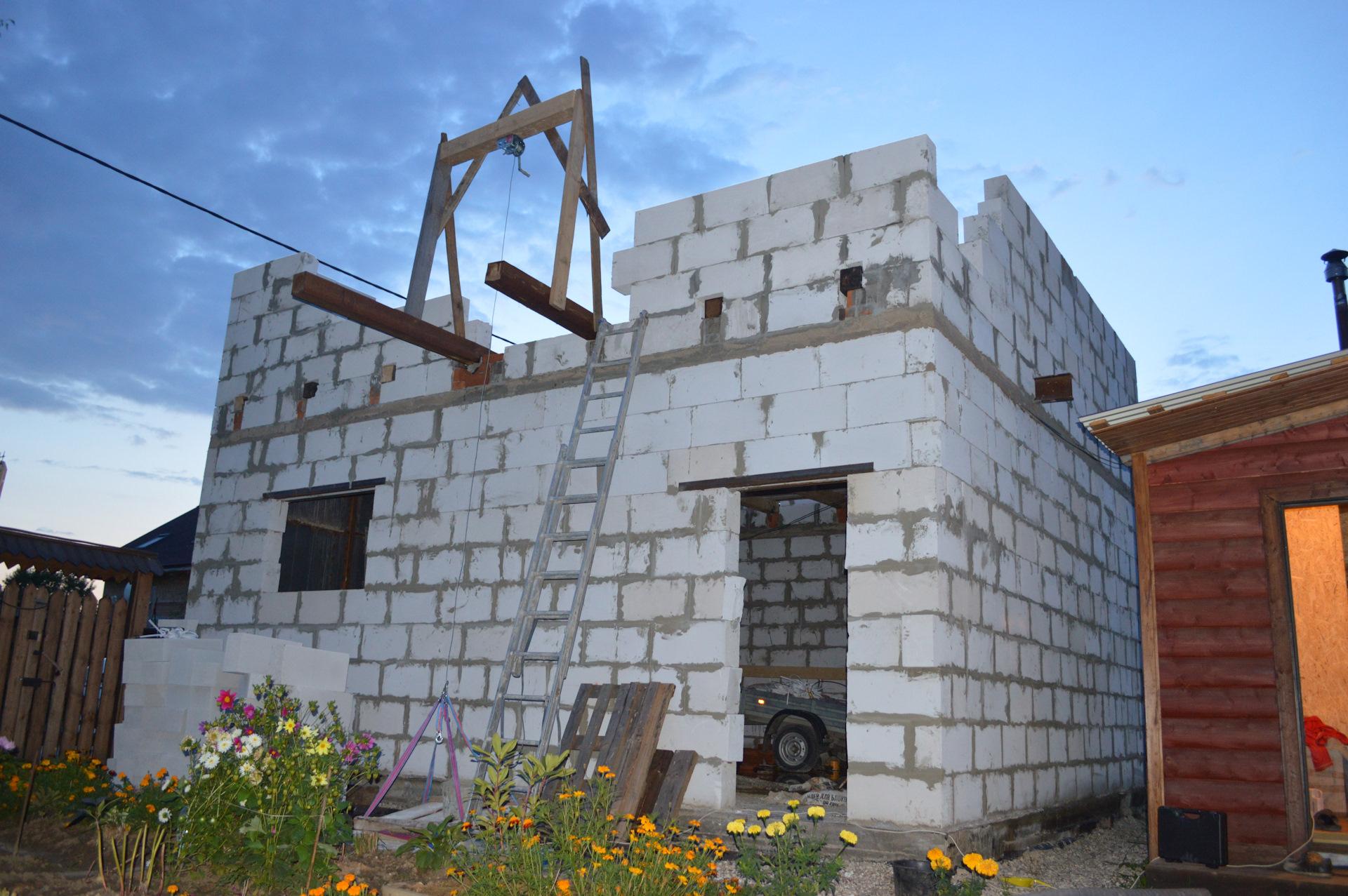 Строительство и все что с ним связано