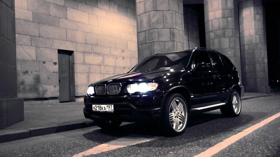 BMW X IS Alpina DRIVE - X5 alpina
