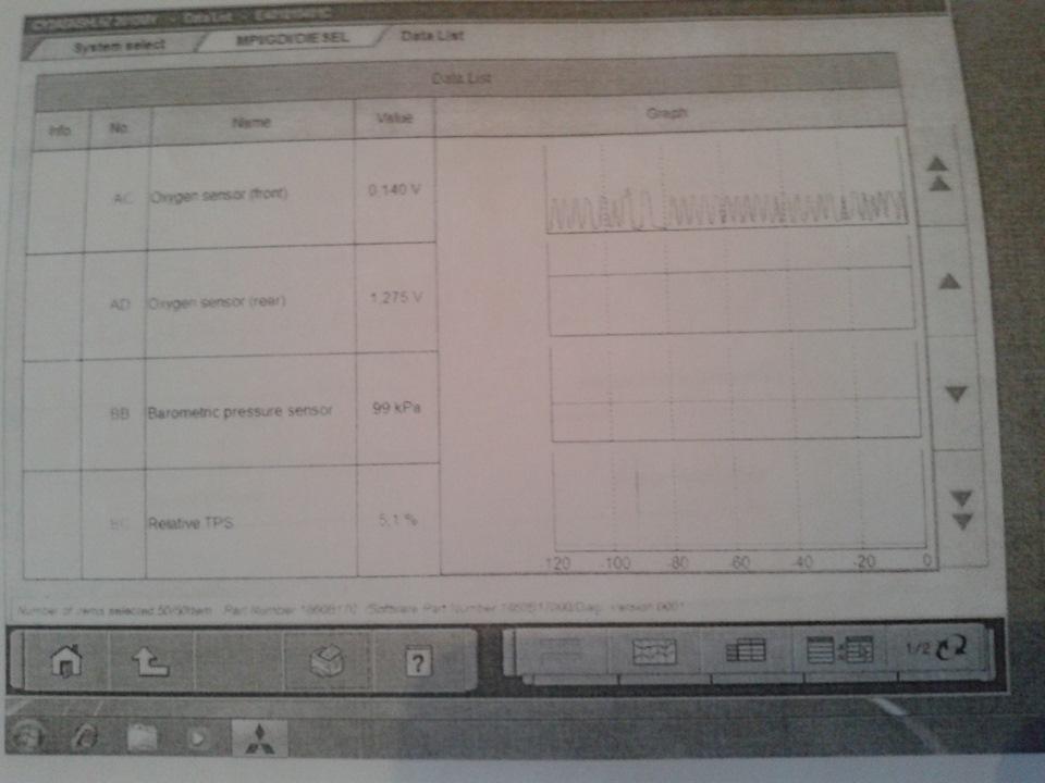 Программа для диагностики mitsubishi lancer