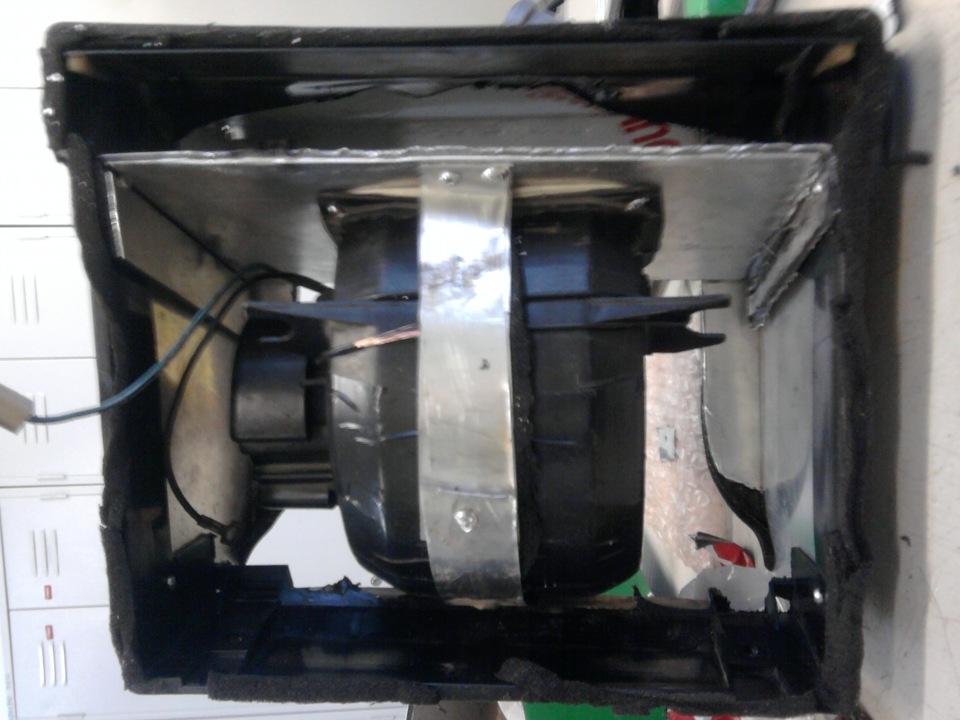 Печка ваз 2107 фото