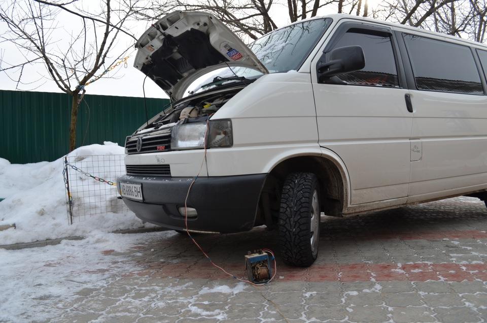 Замерз транспортер фольксваген транспортер с пробегом брянская область