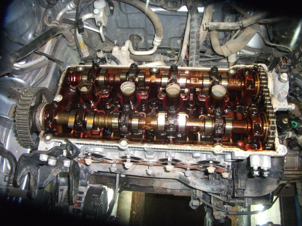 Ремонт двигателя Hyundai Accent. Выполнение работ без съема движка