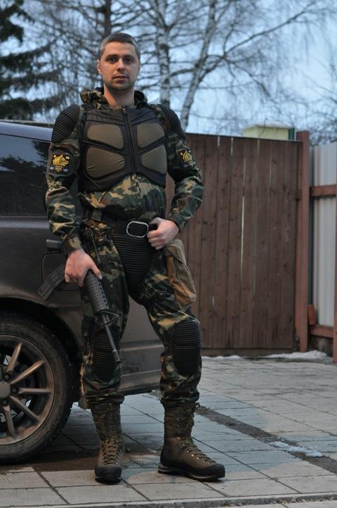 Костюм сталкера своими руками фото
