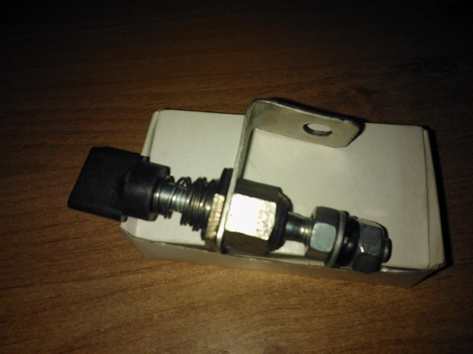 Выключатель массы аккумуляторной батареи своими руками