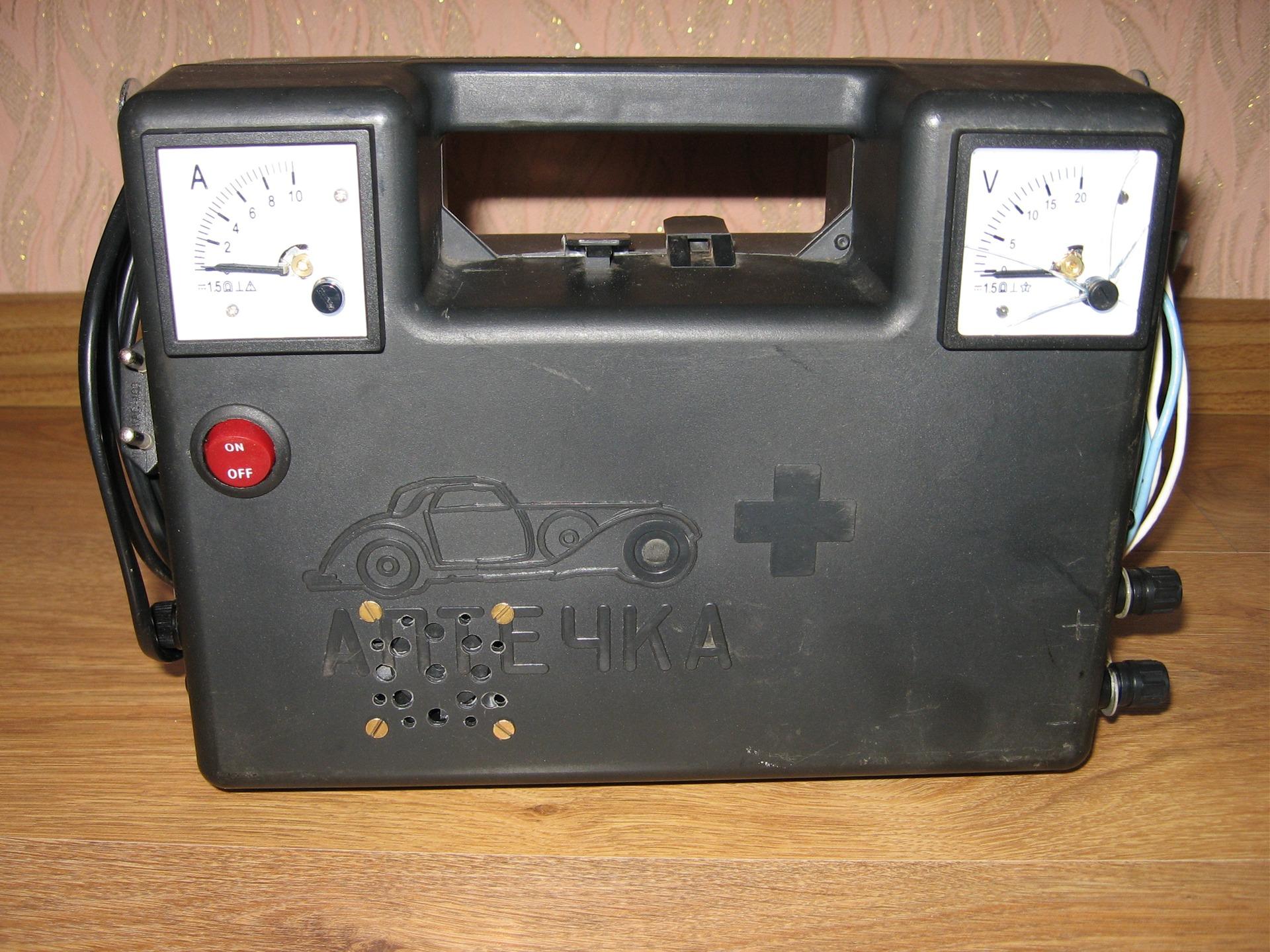 схема регулятора тока зарядного устройства