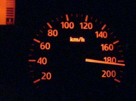 Логан Максимальная скорость