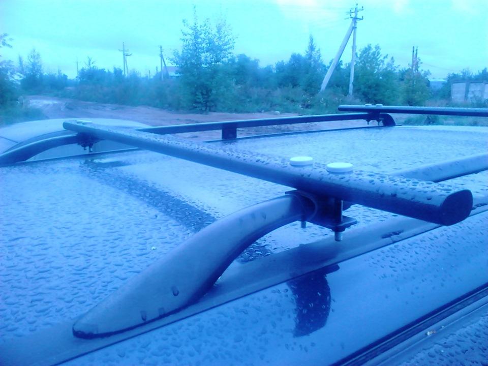 Багажник на крышу пассат б3 универсал своими руками