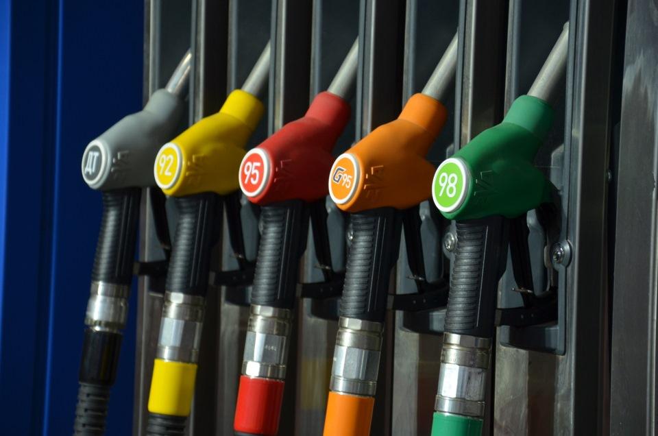 Бензин — горючая смесь