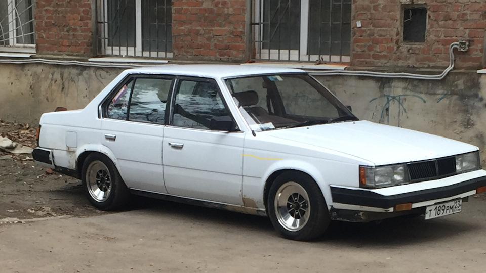 даигатель toyota corona 1983 года