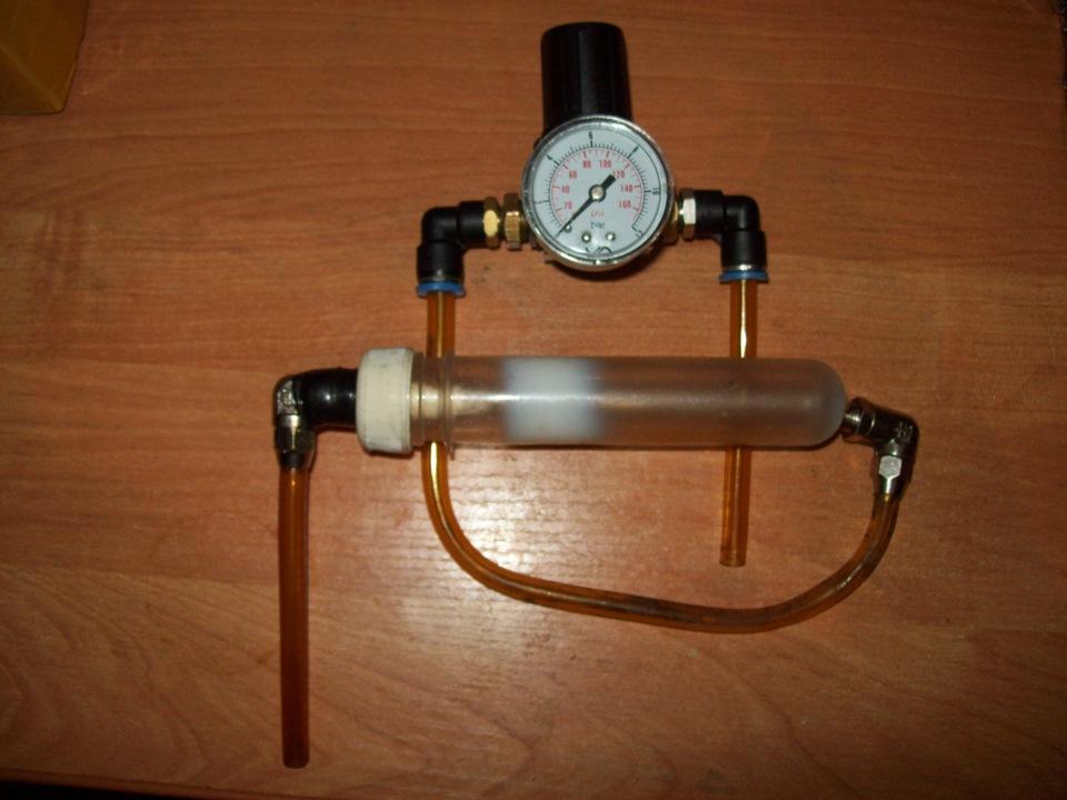 Компрессор для дымогенератора своими руками