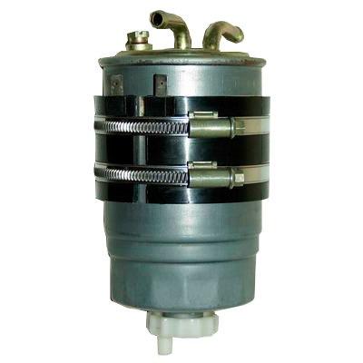 mitsubishi l200 замена фильтра дизельного топлива