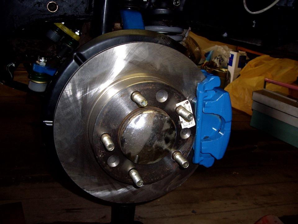 Колодки на дисковые тормоза своими руками