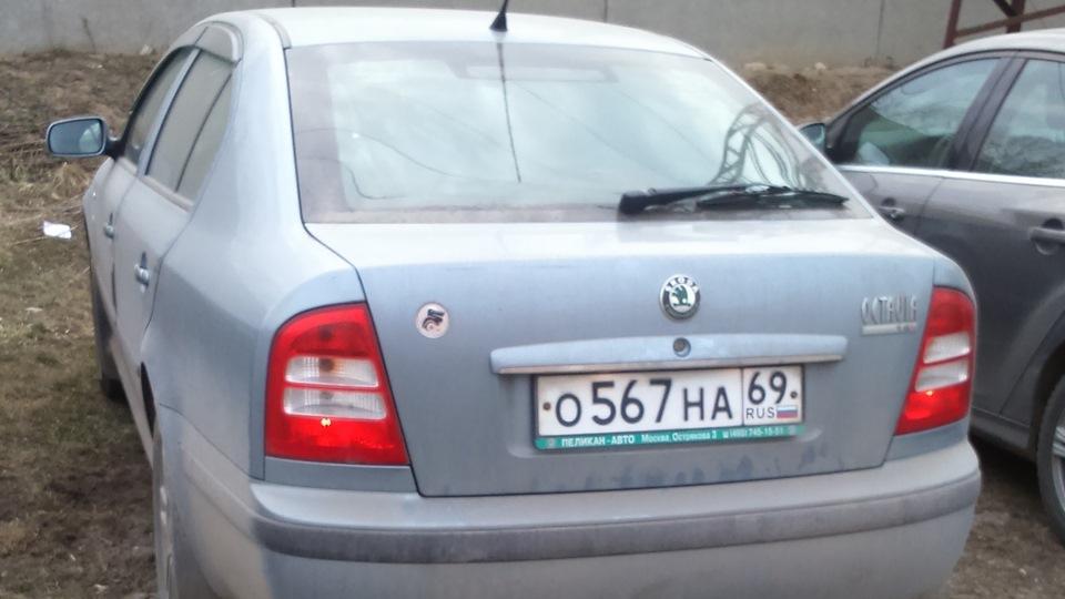 Шкода октавия 2002 двигатель 1 6