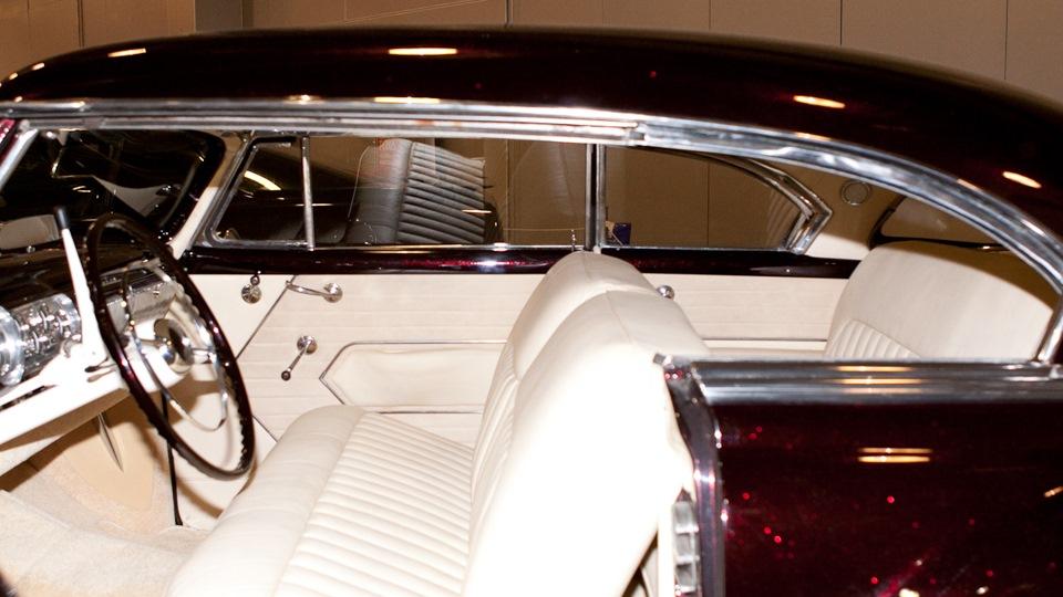 Chevrolet bel air 54 hot rod самовар