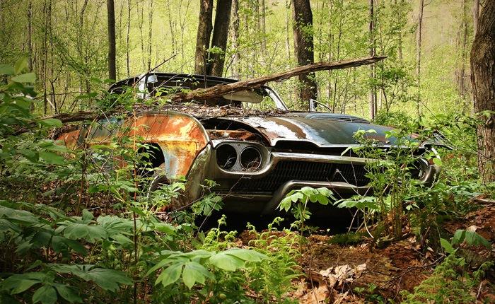 Видео про заброшенные машины фото 218-444