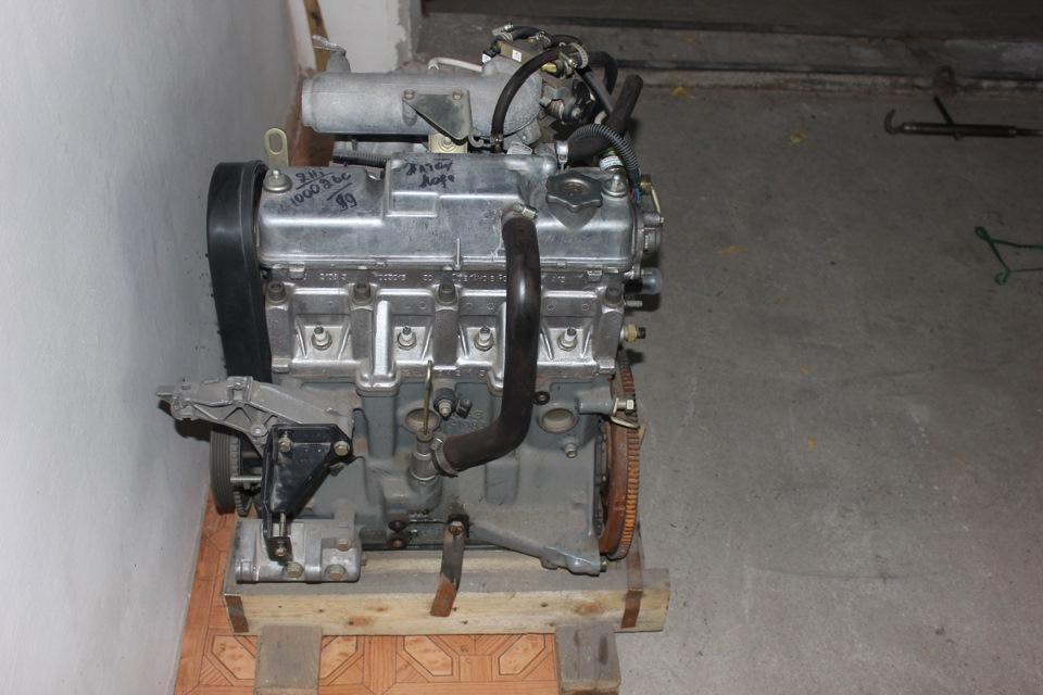 Новый двигатель на ваз 2110 8 клапанов