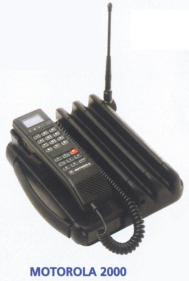 Wybitny Из моих закромов Motorola Associate 2000, 1993года — Сообщество WT81