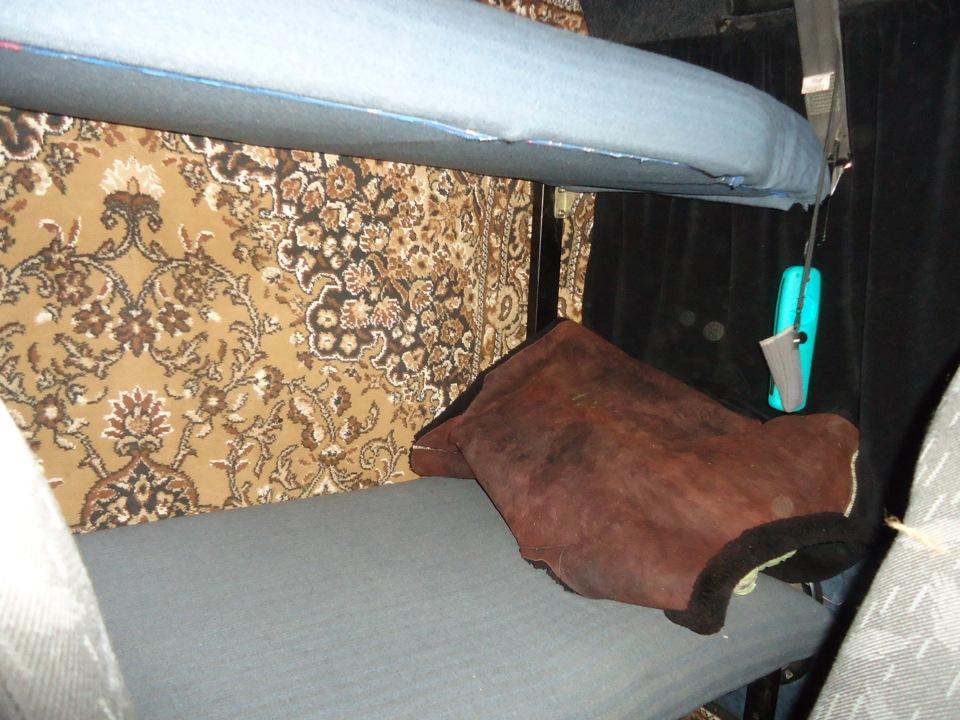 Кровать в газель