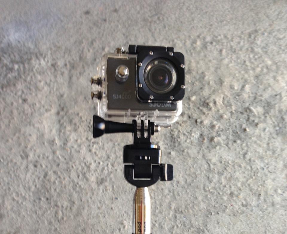 Продам экшн камера SJCAM