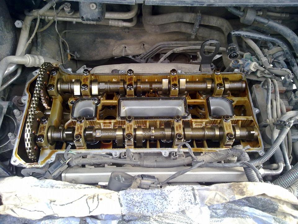 вибрация двигателя на холостых ford focus 2