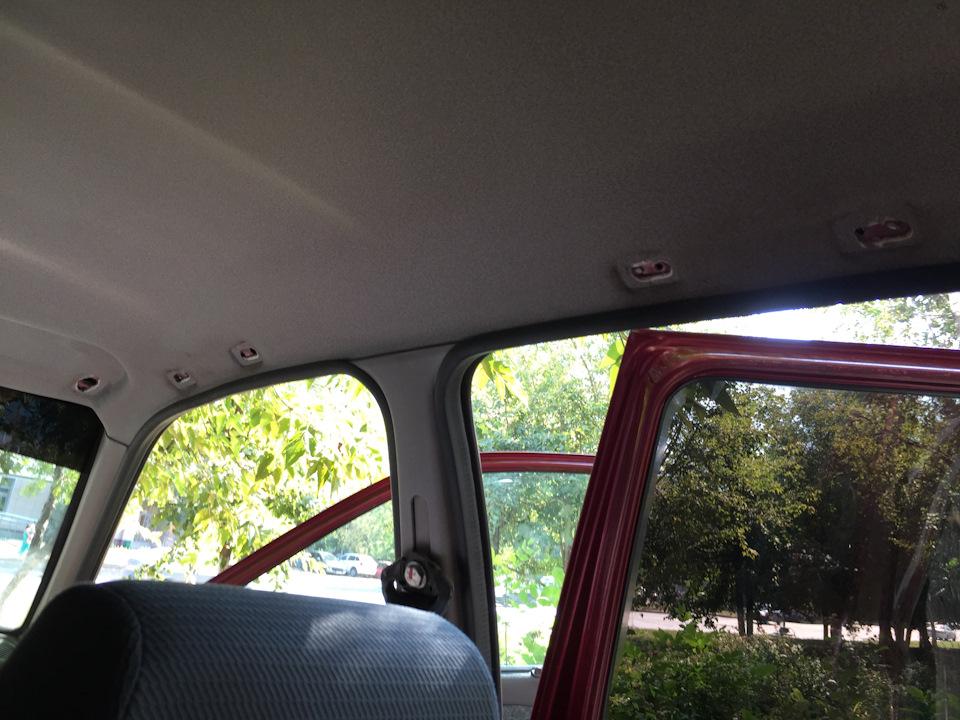 a5aacees 960 - Чем можно покрасить потолок в машине