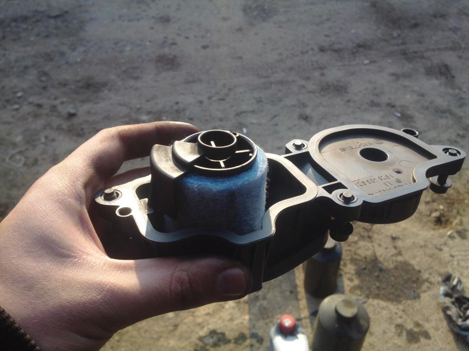 купить блок вентиляции картерных газов м47 bmw e46